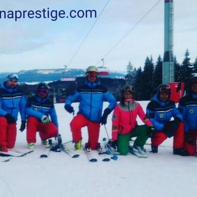 Ski instruktori škole Jahorina Prestige