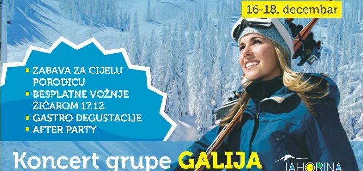 jahorina ski opening